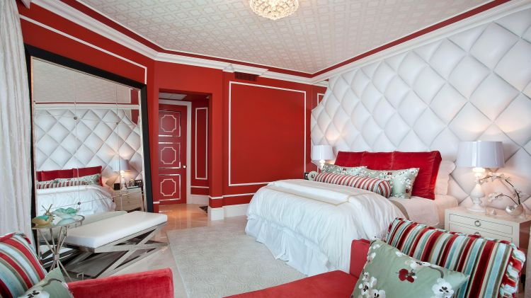 Red Bedroom Tips And Advice