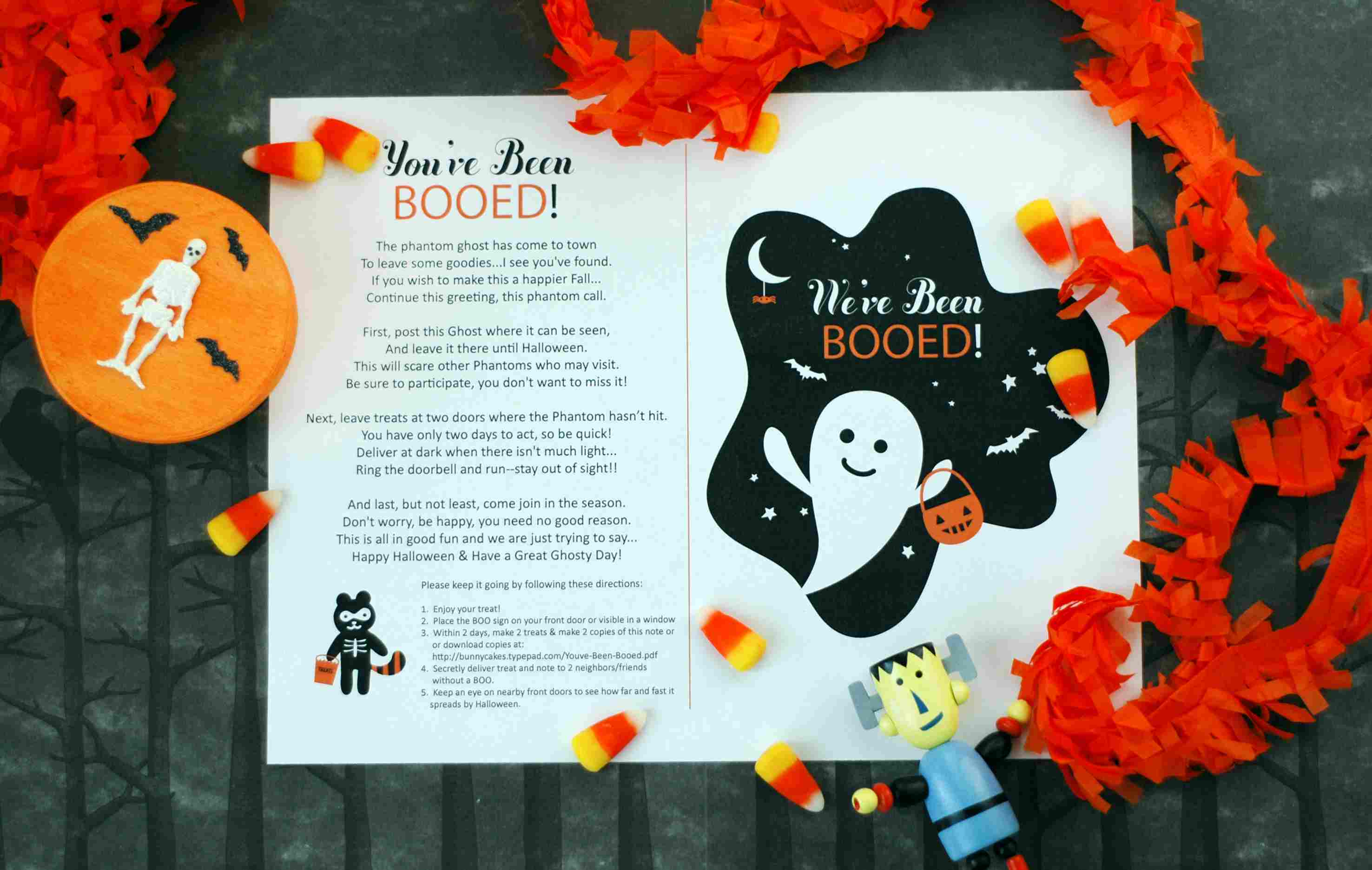 14 Free Halloween Printables That The Kids Will Love