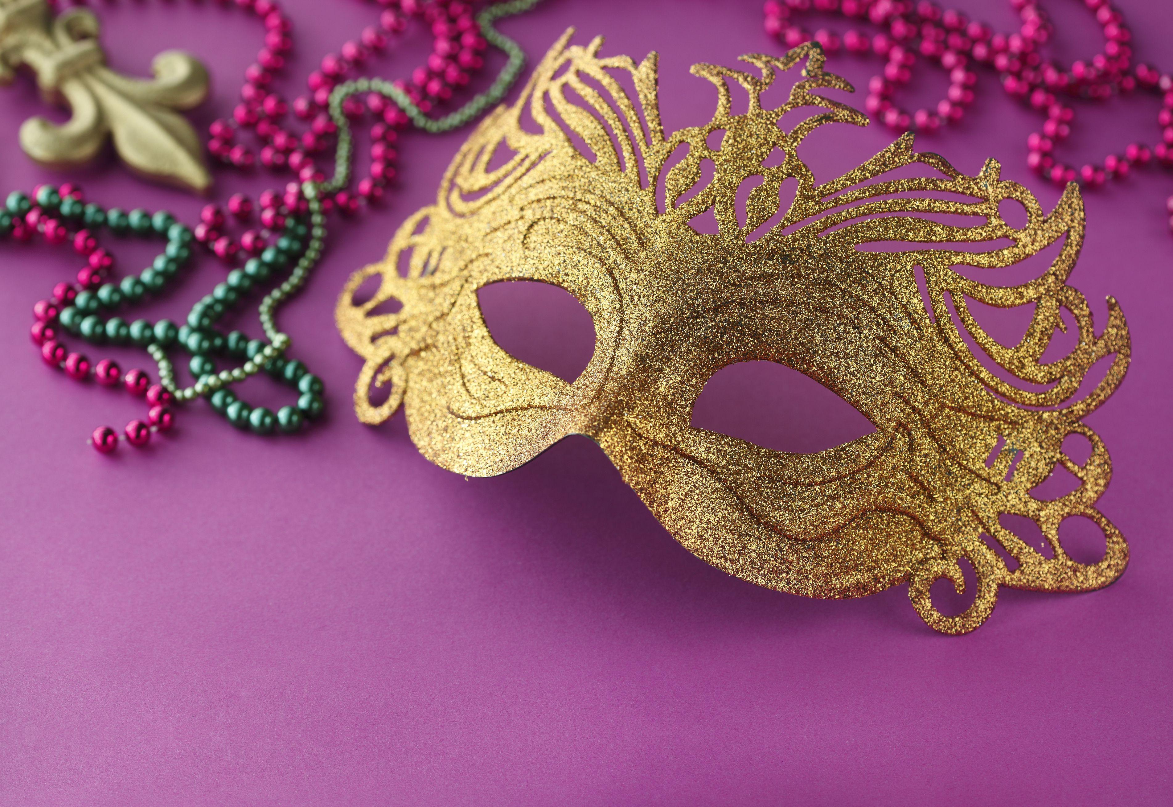 11 Free Printable Masquerade And Mardi Gras Masks