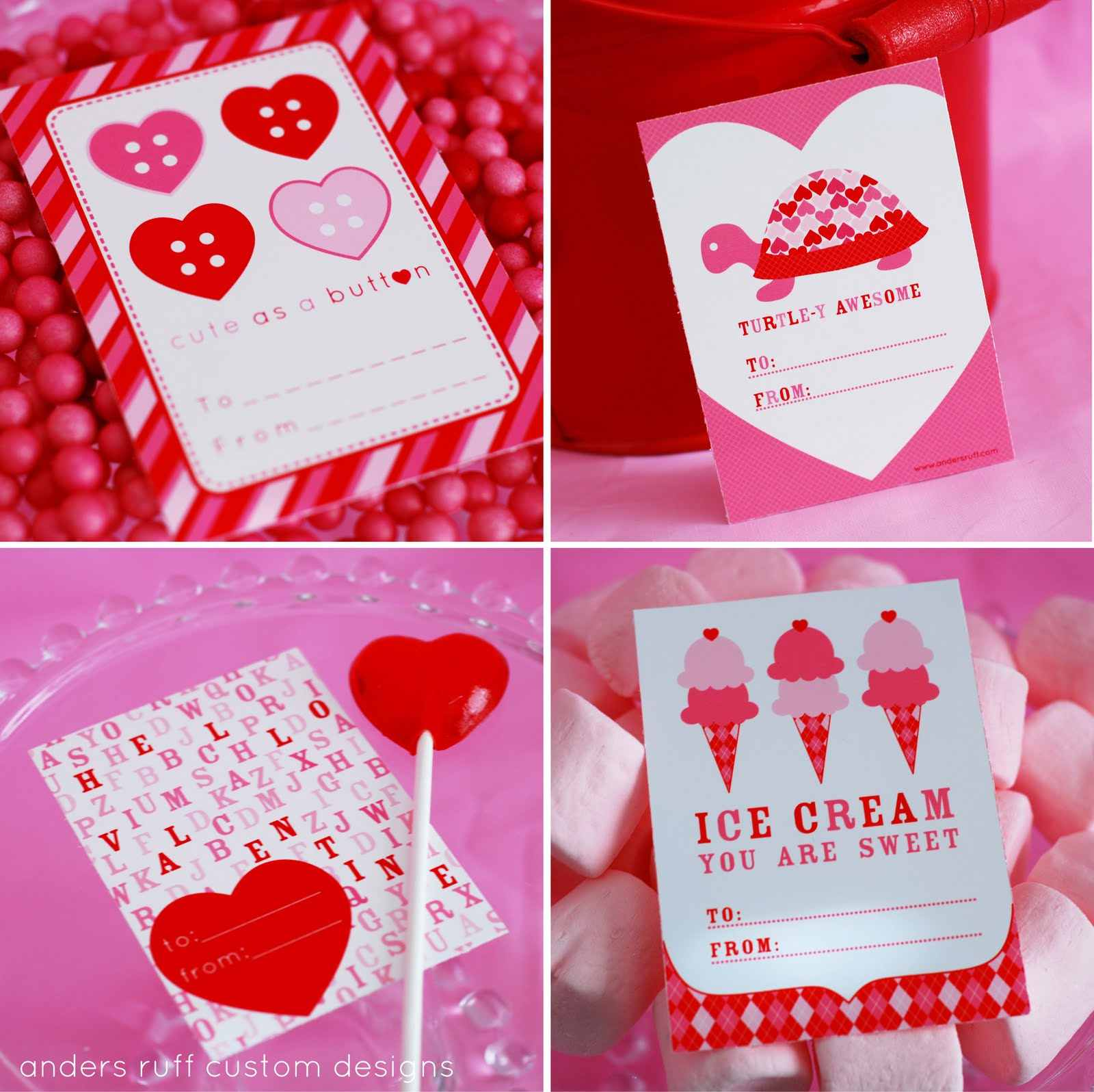 10 Free Printable Valentines Cards For Valentine S Day