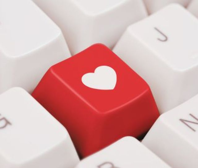 Red Key With Heart Symbol On Computer Keyboard Pearleye Getty Images These Free Valentine Clip Art