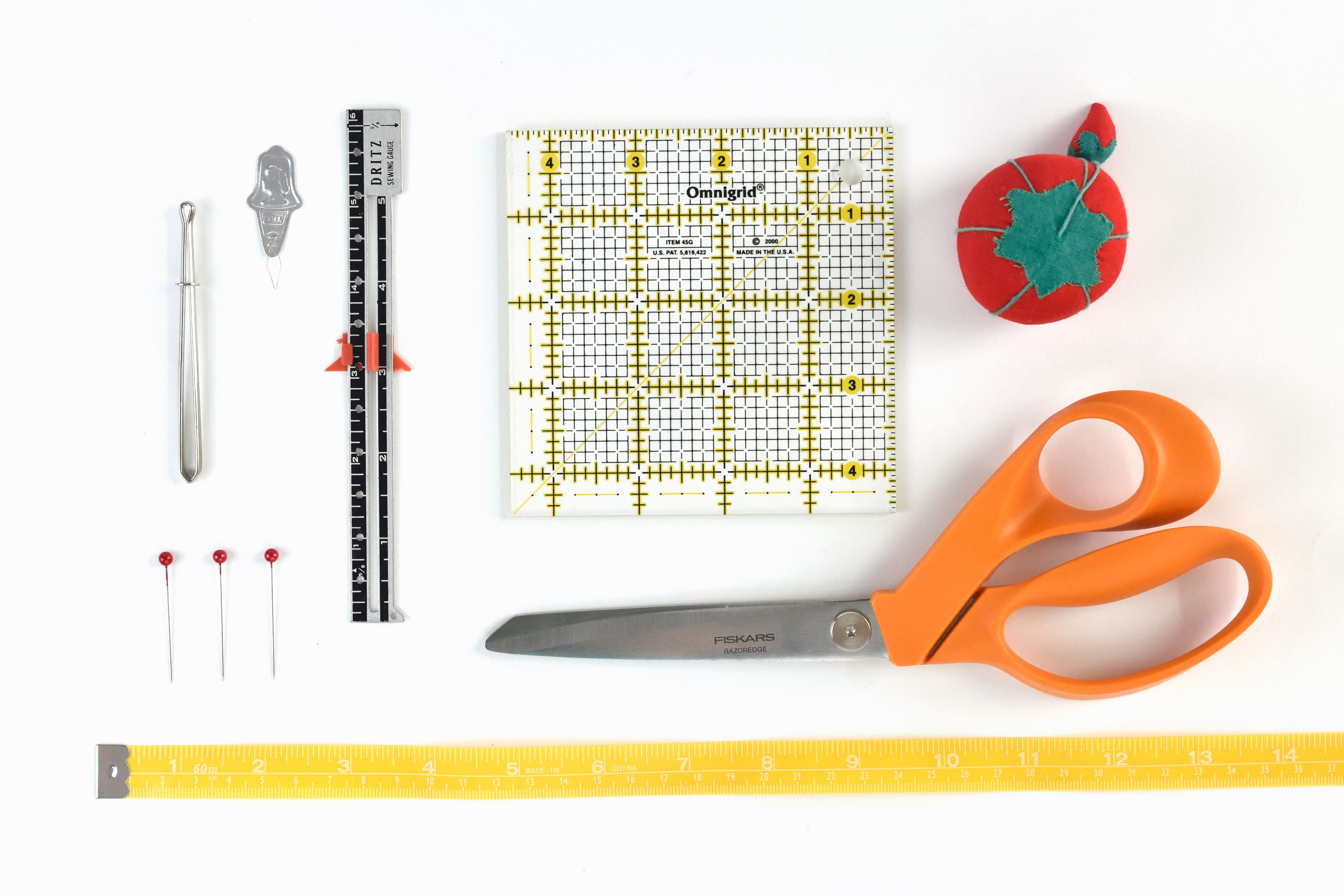 15 Essential Sewing Tools For Your Kit