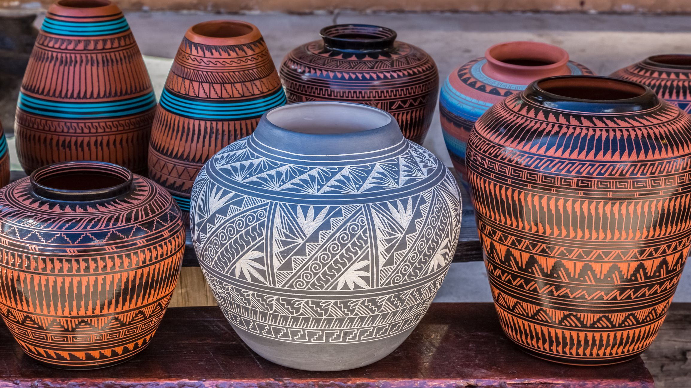 A Guide To Native American Pottery