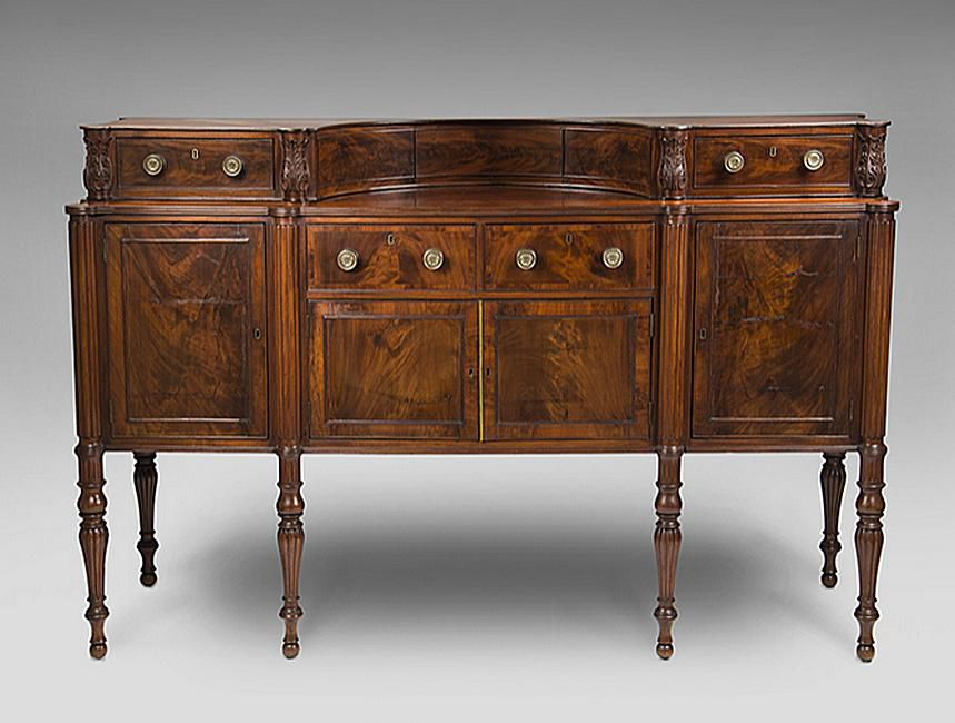How to Identify Sheraton Style Antique Furniture on Furniture Style  id=14083