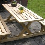 14 Free Picnic Table Plans In All Shapes And Sizes