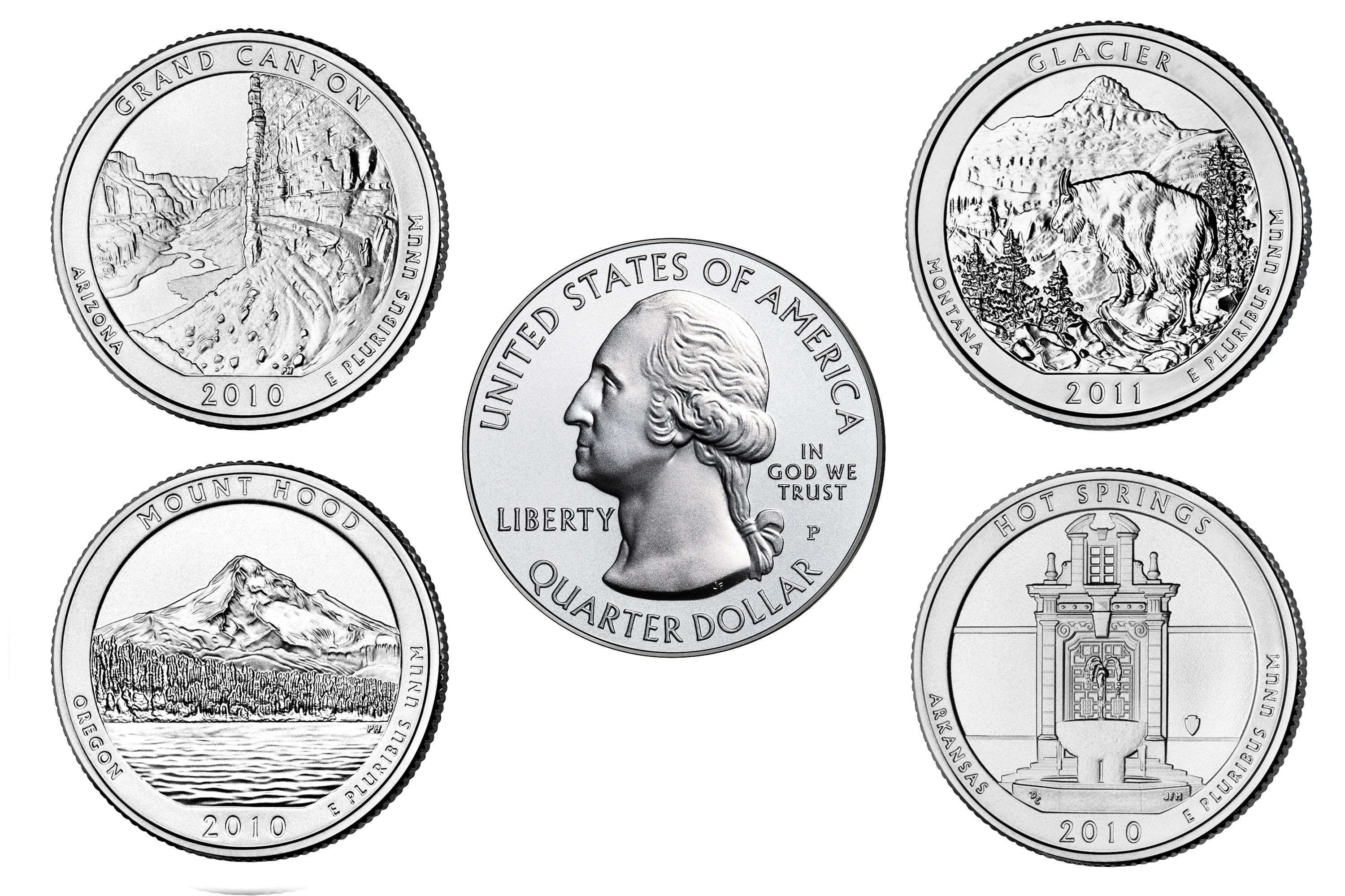 Coins Of The United States