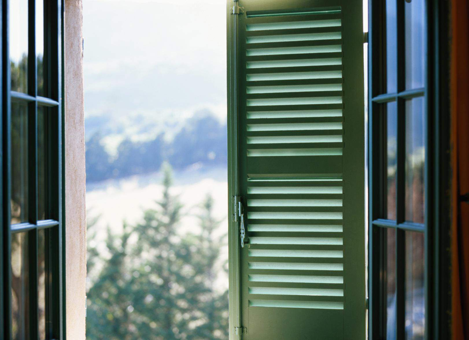 How To Make Louvers For Doors And Window Shutters