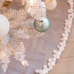 How To Make A No Sew Tree Skirt