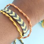 Easy Friendship Bracelet Patterns To Try
