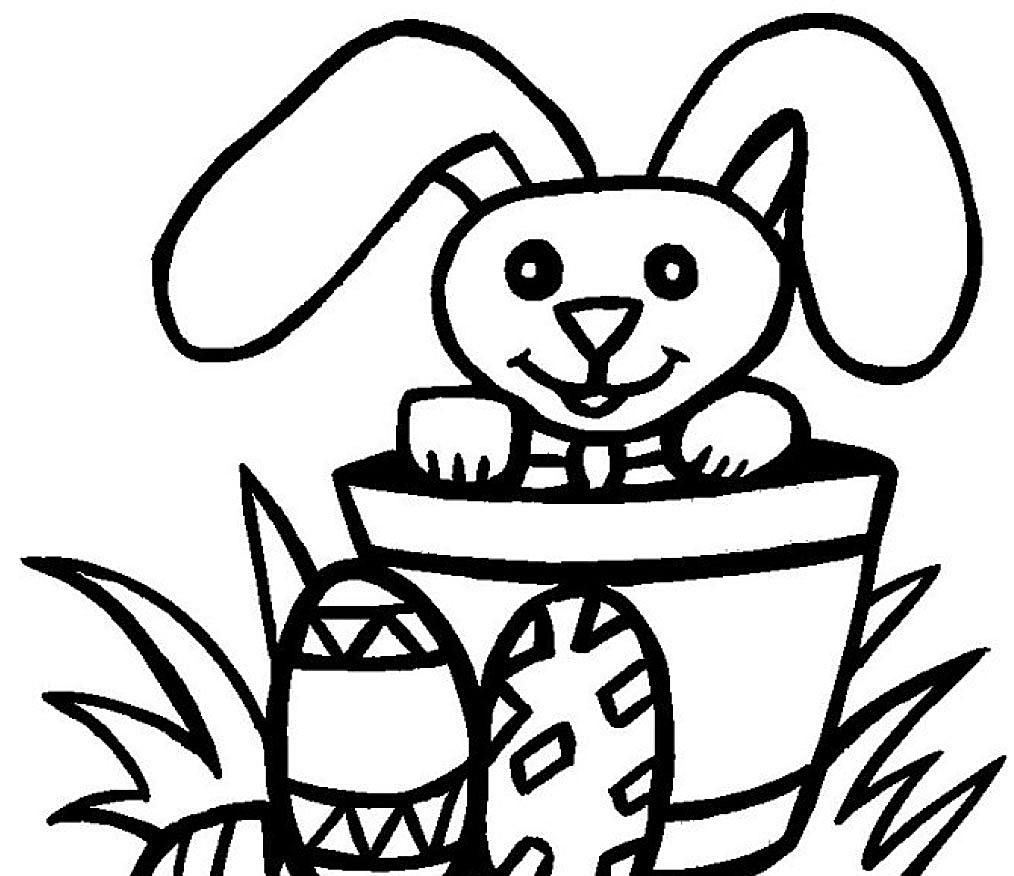 17 Best Places for Easter Coloring Pages for the Kids | free printable easter coloring pages for toddlers