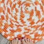 10 Bath Mat Crochet Patterns