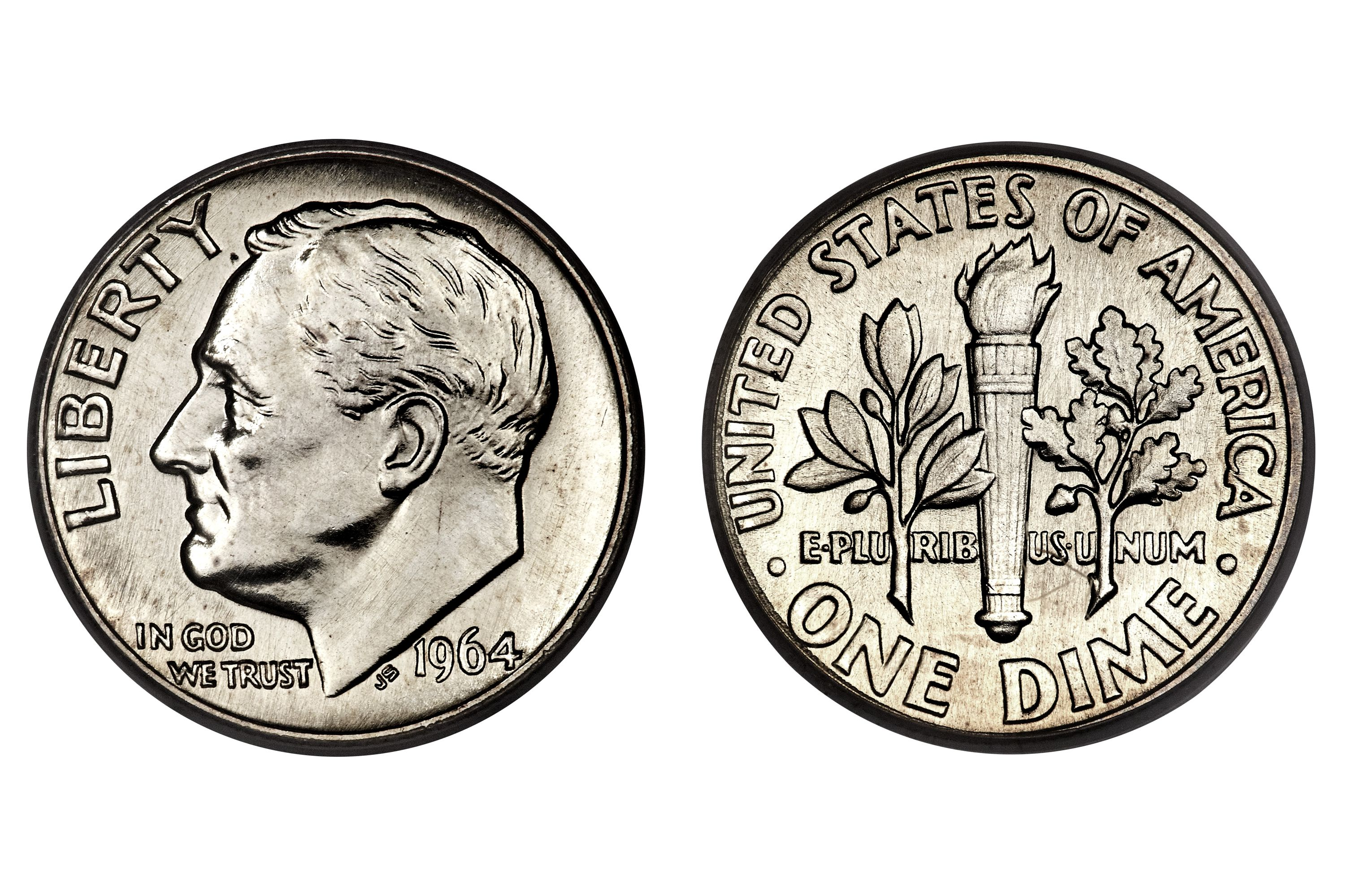 Roosevelt Silver Dime Values And Prices