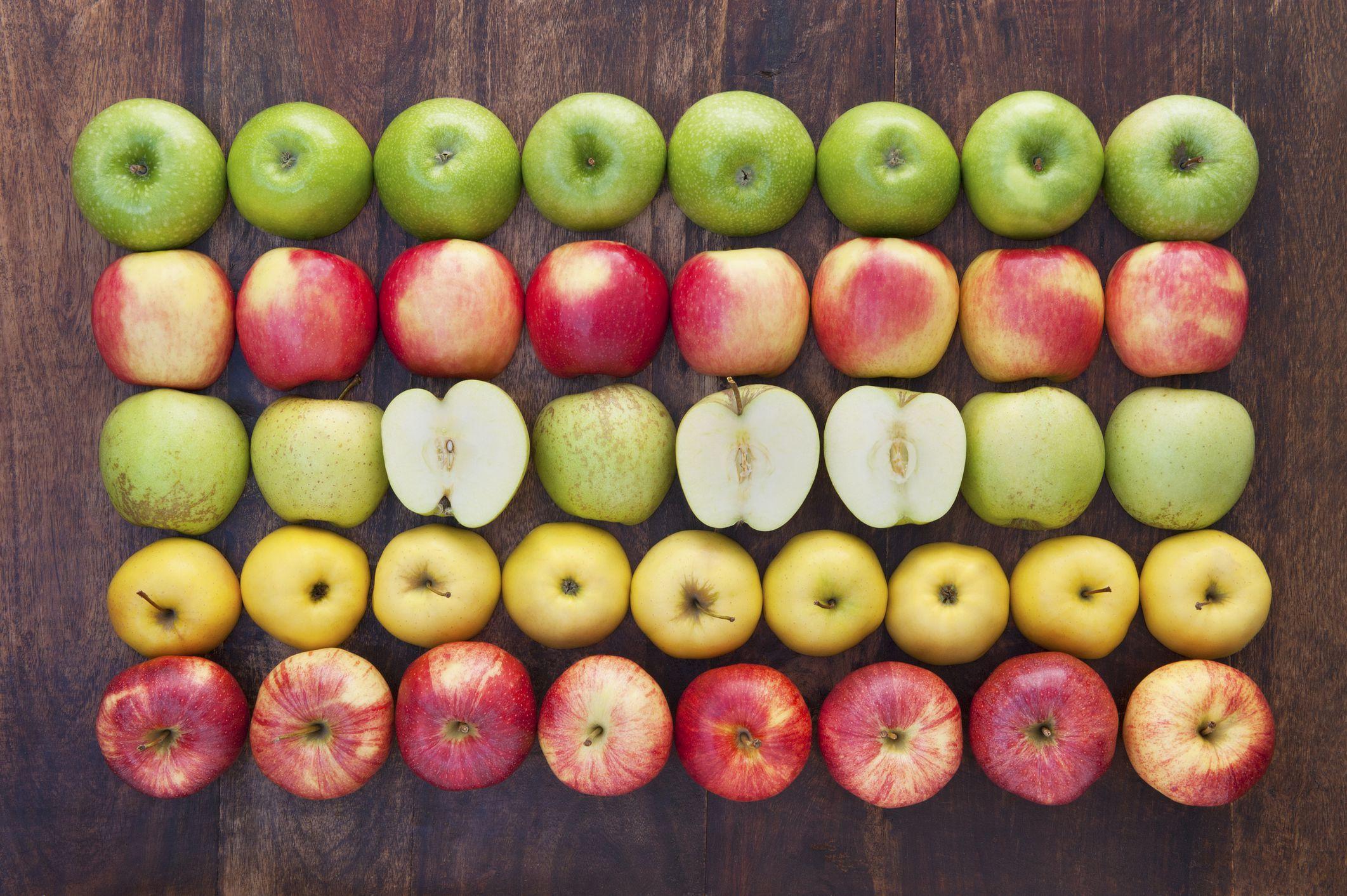 The Best Apple Varieties For Eating Fresh