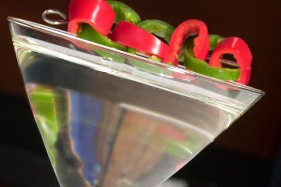 Tequila drinks are colorful and a fun drink to have when you are around your friends, it's a risk taker type of drink.