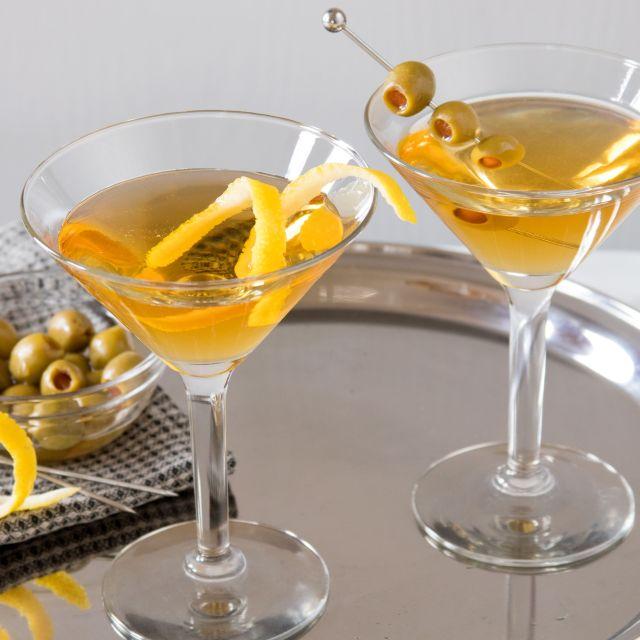 Making the Perfect Martini