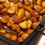 Roasted Potatoes With Paprika Recipe