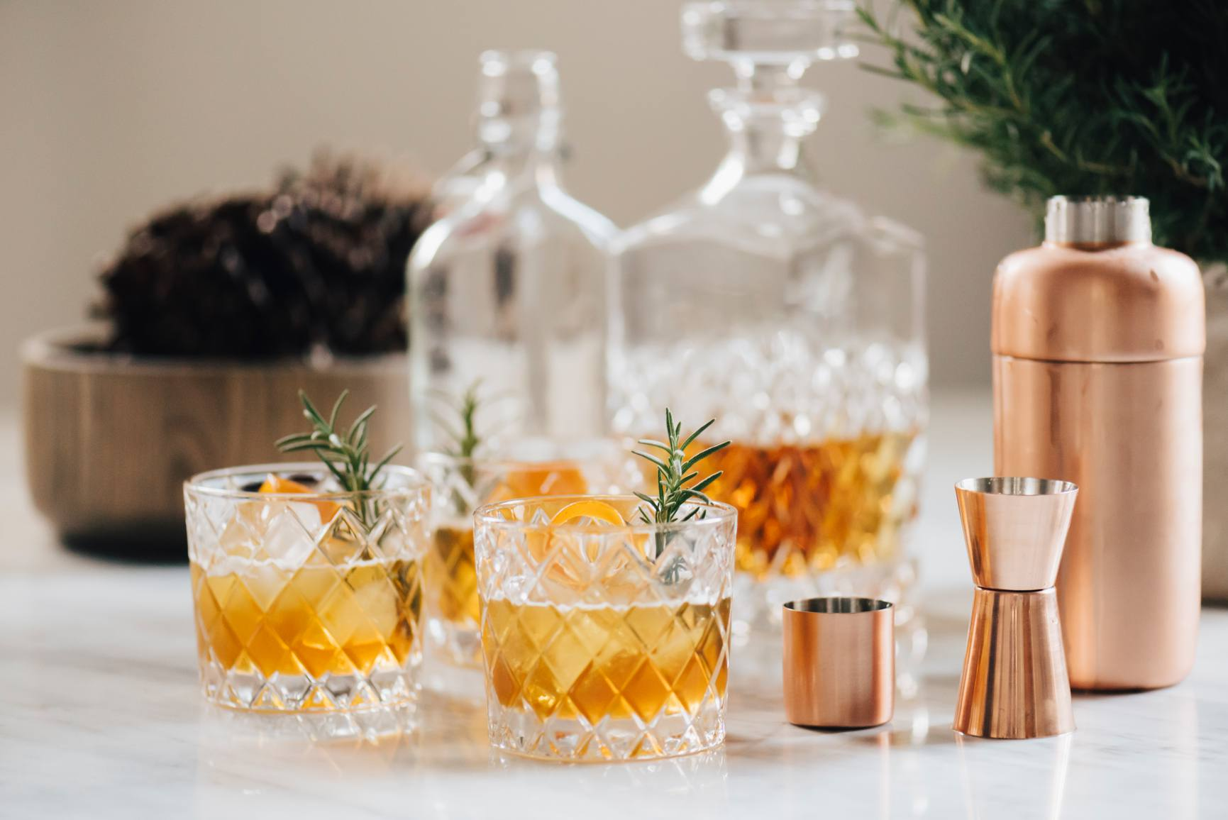 Essential Liquors And Mixers To Stock In Your Home Bar
