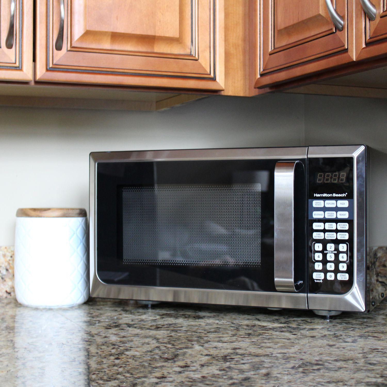 hamilton beach microwave oven review