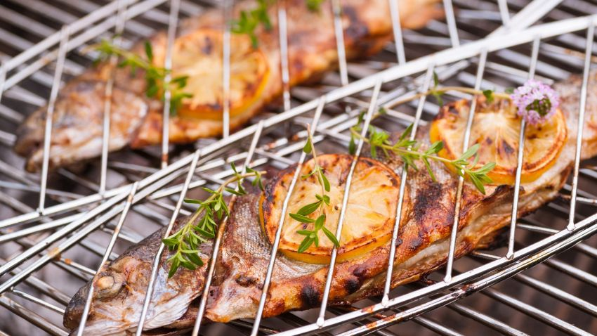 Grilling Fish: The basics
