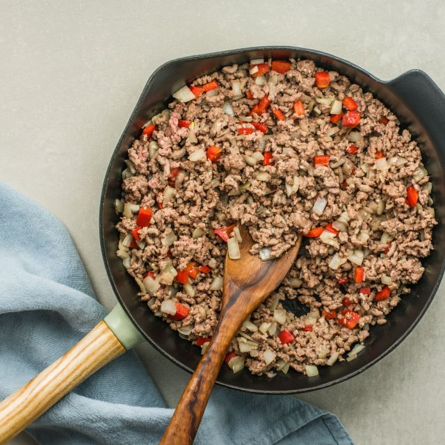 How to Brown Ground Beef and Safe Cooking Practices