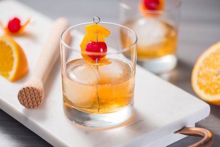Old Fashioned Cocktail Recipe  the Whiskey Classic old fashioned