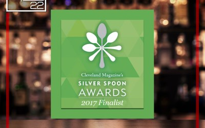 Square 22 Named Finalist in Cleveland Silver Spoon Awards