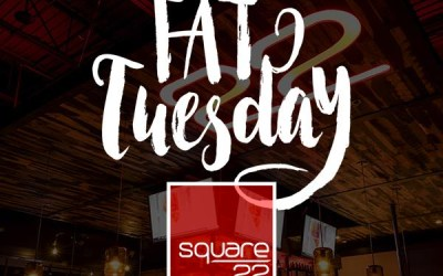 Join Us For Fat Tuesday