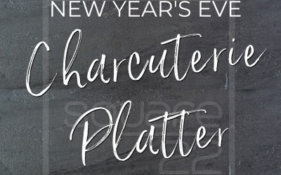 New Year's Eve Charcuterie Platters