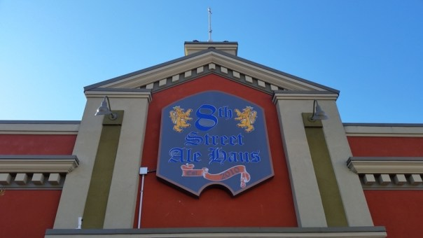 8th Street Ale Haus in Sheboygan. All photos by Joe Powell.