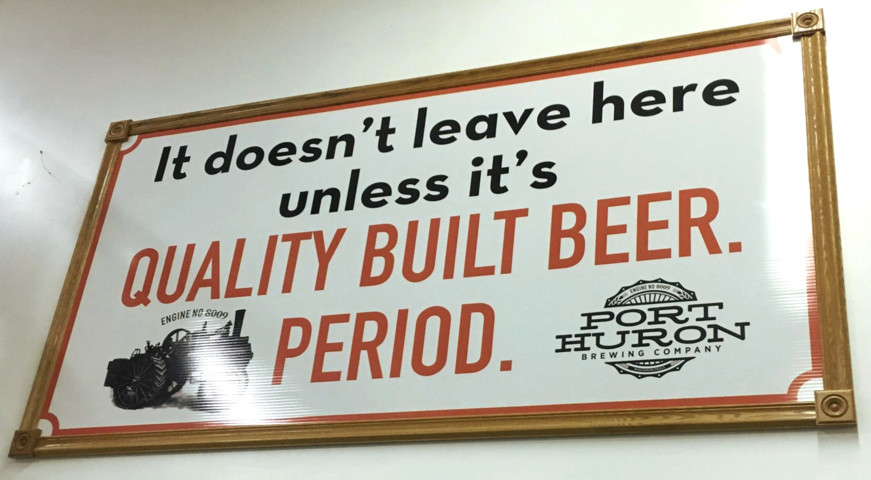 GWBT #71: Port Huron Brewing Company – The Squeaky Curd