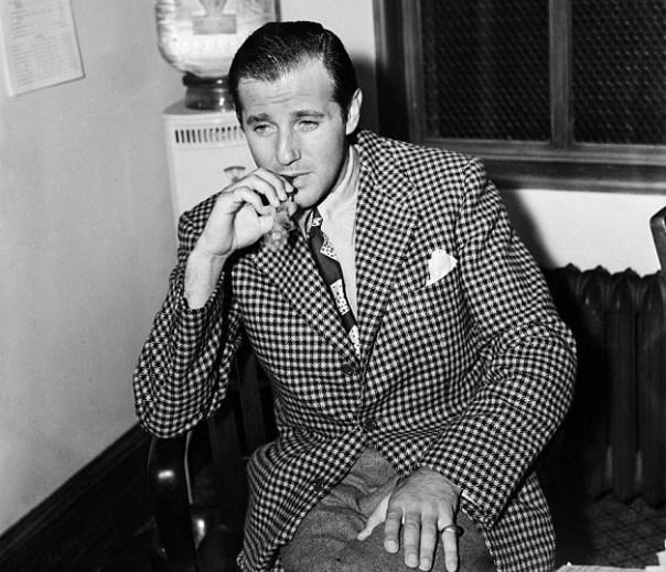 The man Bugsy Siegel himself!