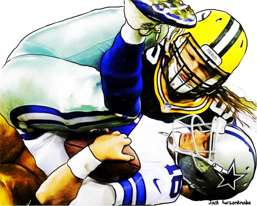 Green Bay Packers vs Dallas Cowboys: America's Team or God ...