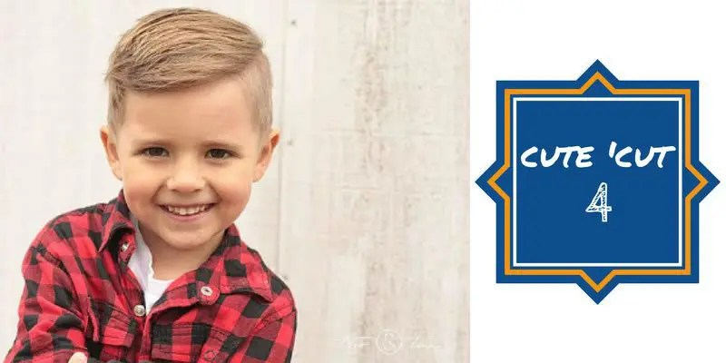 22 Really Stinkin Cute Haircuts For Toddler Boys The