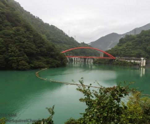 Kurobe Gorge Japan