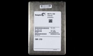 Seagate 600 Pro SSD Front