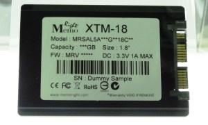 Memoright XTM 18 SSD