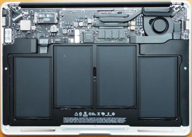 2013 MacBook Air Disassembled