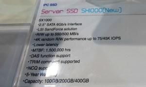 ADATA SX1000 SSD