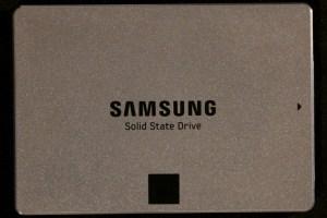 Samsung EVO 840 1TB SSD Front