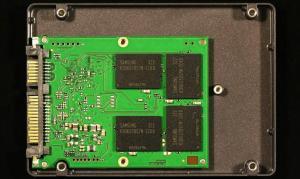 Samsung EVO 840 1TB SSD PCB Size