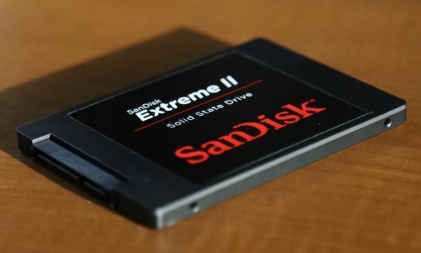 SanDisk Extreme II 480GB SSD Thin