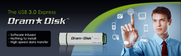 DramDisk banner