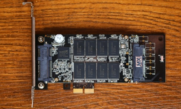 Mach Extreme MX Express PCIe SSD Front