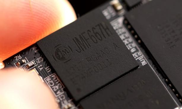 Kingspec M.2 SSD Controller
