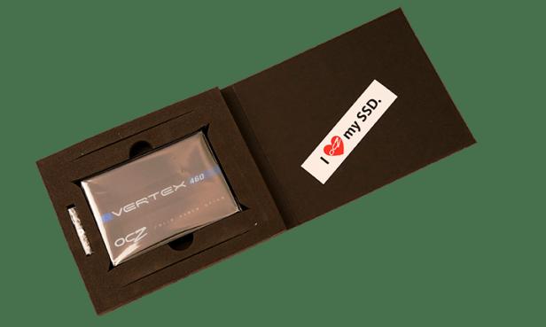 OCZ 460 SSD Open Package
