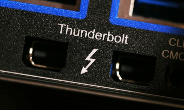 ASRock Z87 Extreme 11 ac motherboard Thunderbolt 2