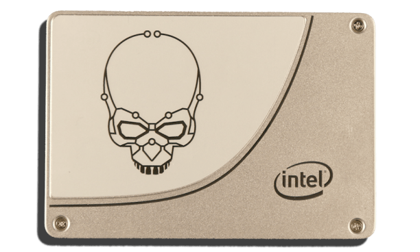 Intel SSD 730 Series SSD Exterior Front