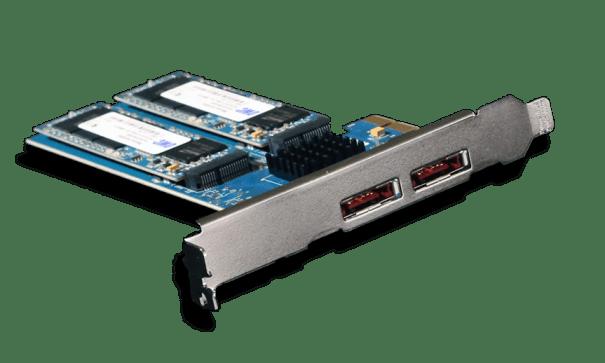 OWC Mercury Accelsior_E2 480GB PCIe SSD E2