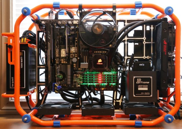 Test Bench With M.2