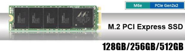 M6e M.2 2280 banner